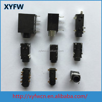 XYFW 3.6mm stereo phone jack for 4 pole earphone jack