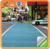 Color asphalt sealer for asphalt emulsion seal coat