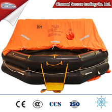 Marine Inflatable Life Raft with capacity to accommodate 6, 10, 15, 20, 25 persons