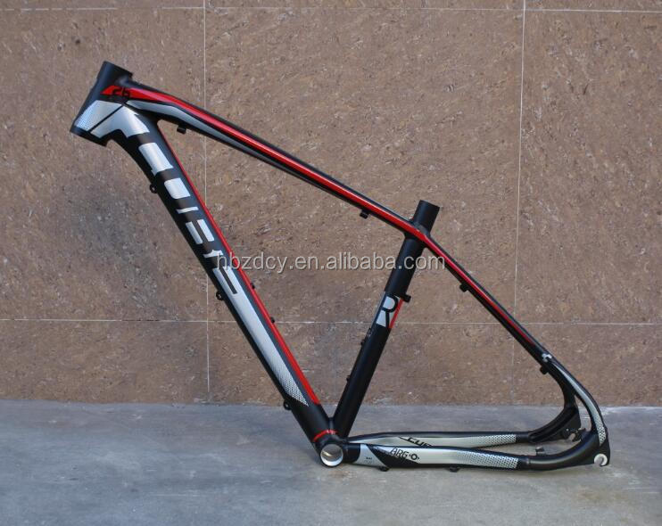 High Quality 26inchx16/17 aluminium bicycle frame/alloy bike frame bicycles parts