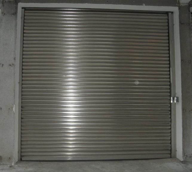 Roller Doors Product : Guangzhou security iron rolling doors metal up