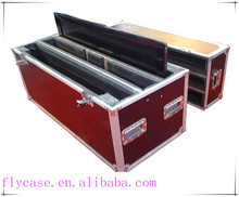 Aluminum flight case for speakers,transportation flight case for carry case