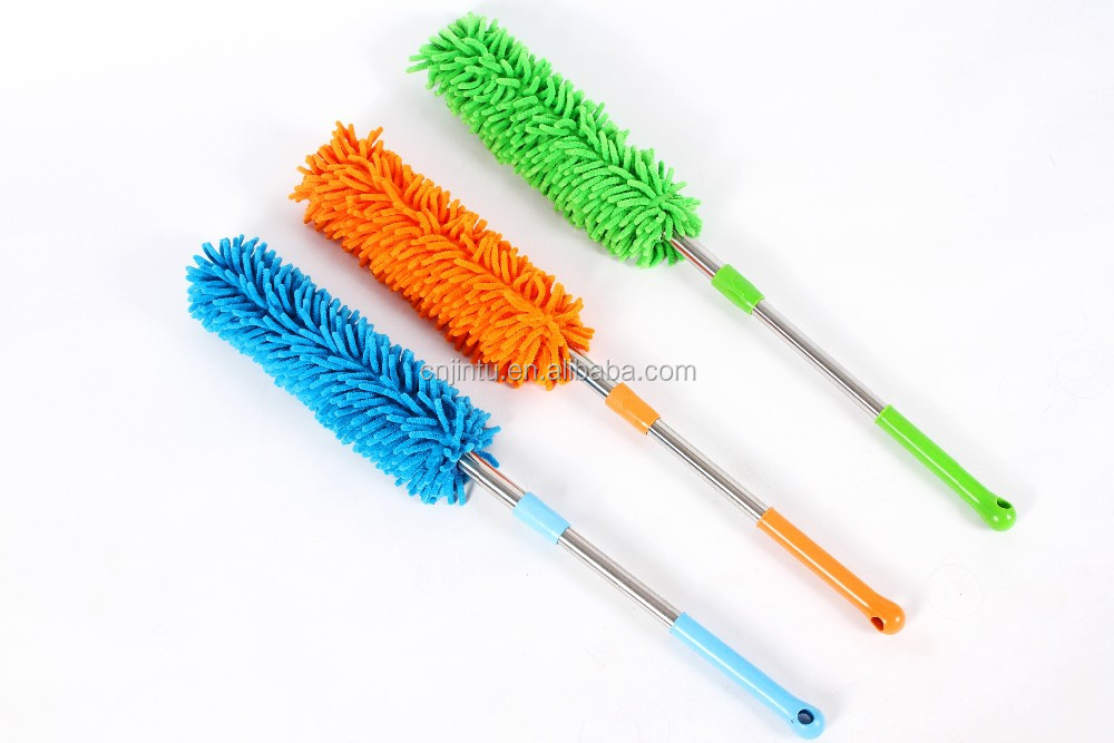 chenille telescopic car brush ZH09-4