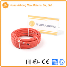 Thermoplastic Conductor Insulation self-regulating heat cable roof gutter de-icing