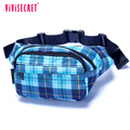 Guangzhou manufacturer promotional durable travel waterproof sport men waist bag