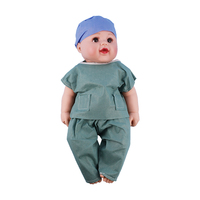 Hospital Disposable Nonwoven Scrub Suit