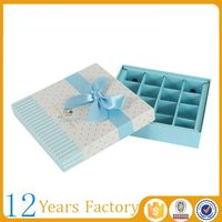 best recyclable paper box brownies packaging