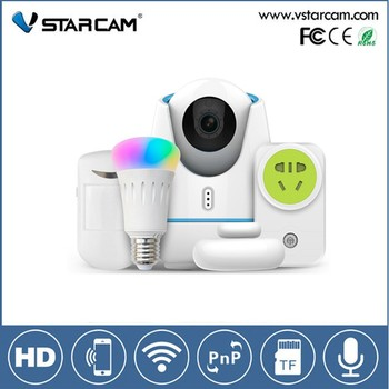Trade Assurance Supplier HD h.264 cmos pan tilt IR p2p wifi onvif infrared ziggbee RF ip cctv wireless camera