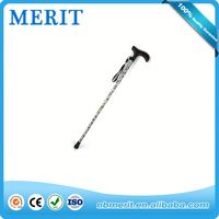 Alibaba Express Aluminium walking stick,tripod walking stick, armpit disable stick and elderly walker