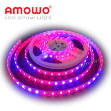 2017 Custom Waterproof LED Strip Grow Lights, DIY Kits King Plant Hydroponic LED Grow Light Full Spectrum
