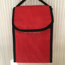 2017 Foldable Insulated 600d Polyester Lunch Cooler Bag