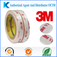 3M foam tape very high bond series 3M 4648, 3M 4622,3M4624 white VHB tapes
