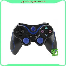 New Six Axis double Shock 3 wireless controller for PS3, Wireless Controller for ps4