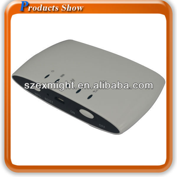 Industrial dual sim card 3g router