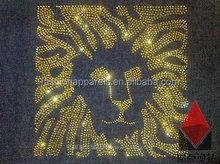 Dragon wholesale Hot Fix Rhinestone Motif Transfer