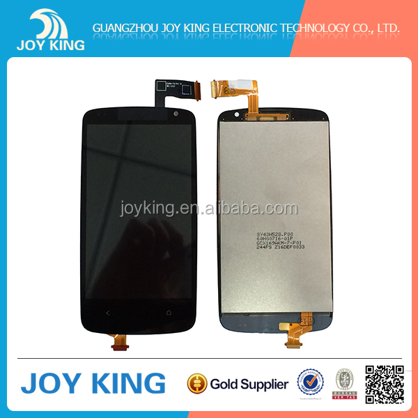 Hot selling cellphone accessories lcd display for htc desire 500