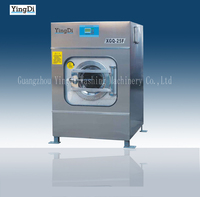 Top 2 sales manual clothes washer/ industrial washer extractor with CE certification for sale