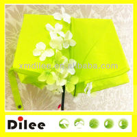 green women flowers attached rain fold umbrella