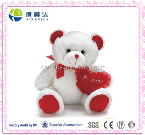 Plush Valentine's Day Large Stuffed Bear