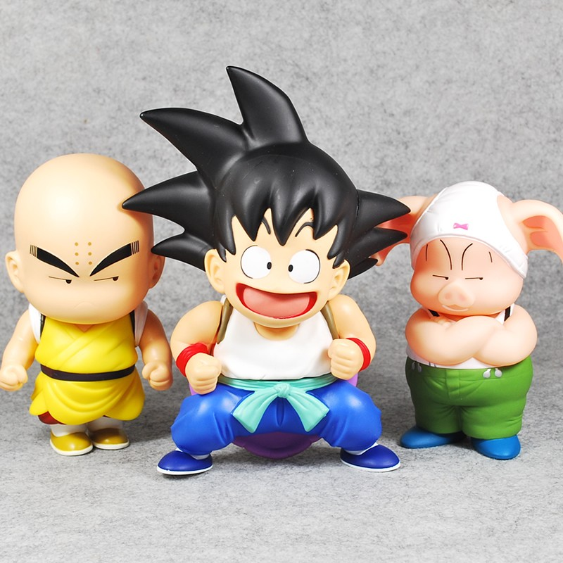 Dragon ball z action figures toys;hot toys figure factory
