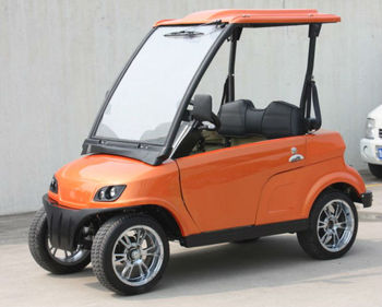 Street Legal Electric Utility Vehicles Dg-lsv2 With Ce ...