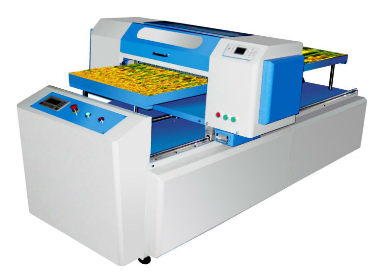 UV flatbed printer on LED lamps 610*1700 (A1) print size