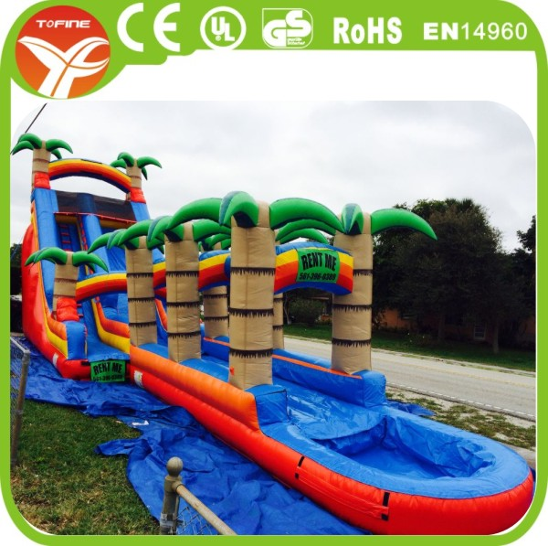Inflatable Water Slides Adults 56