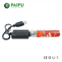 High quality colorful ecig usb charger $0.9usd eGo battery charger