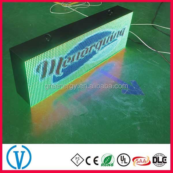 P10 RGB 32x96dot xxxx vide outdoor fullcolor led display p10/screen