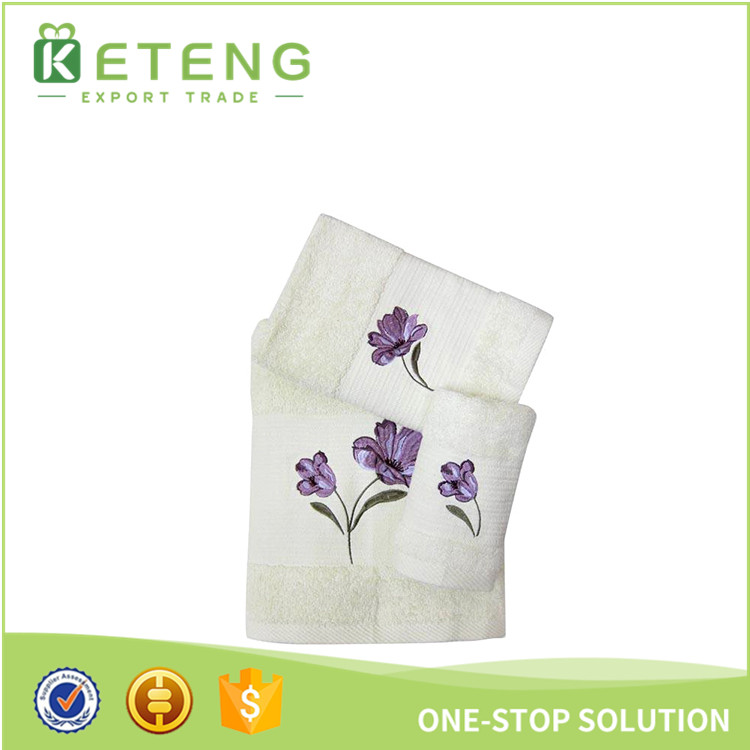 High quality towel gift packing ideas for wedding cheap disposable face towels
