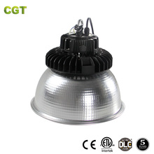 Stocked in North America DLC List New Design lowest price industria gym 5 years warranty led high bay light 200W