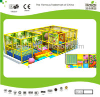 Preschool Indoor Soft Play Equipment