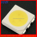 top quality and high intensity 5050 white smd led