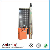 High efficiency submersible vertical turbine pump