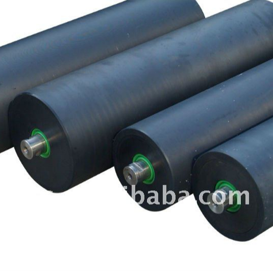 Industrial uhmwpe conveyor belt idler <strong>roller</strong> used in transportation Equipment industry