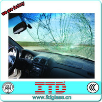ITD-SF-TCK 009 high quality car front glass price