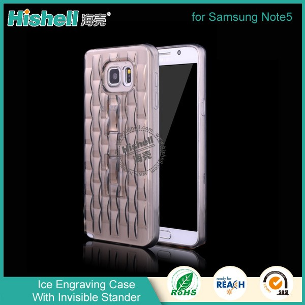 2015 Hot mobile phone tpu case for samsung note 5 edge