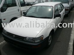 2001 Years Toyota Used Cars Corolla VAN Ee103v In White
