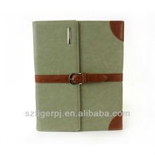 For iPad Leather Case Magnetic