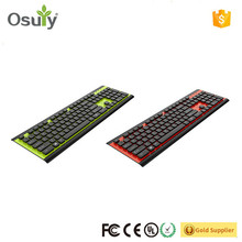 Touchpad USB Waterproof Wireless Keyboard And Mouse