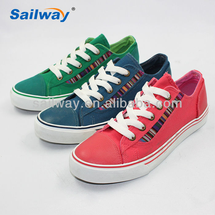 Latest design name brand women sneakers