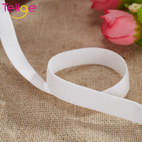 China manufacturer nylon elastic knitted fancy white cheap bra straps