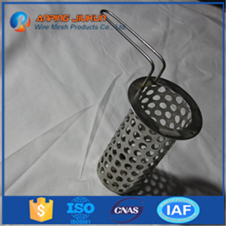 New design liquid filter micro perforated stainless steel tube with great price
