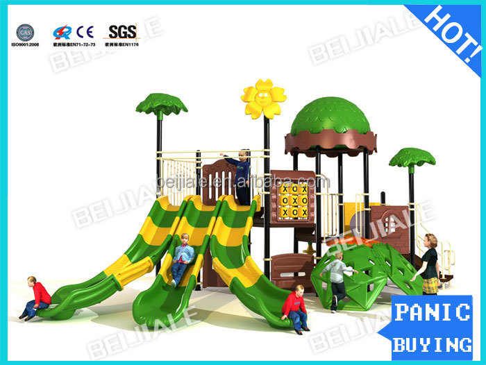 children outdoor park playground equipment FP-030