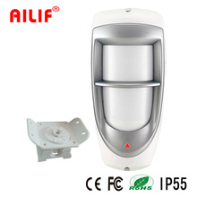 HOT SALE! ALF-p85 waterproof perimeter protection infrared beam detector in intruder security alarm system