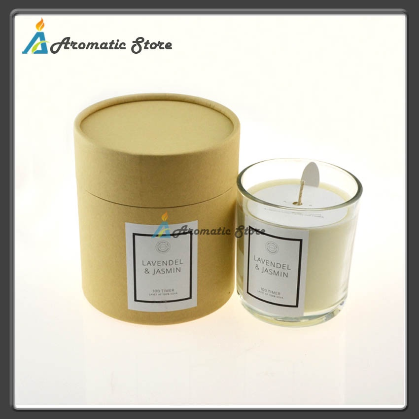 wedding favors gifts natural organic soya wax scented candles