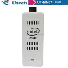 2016 Latest Intel Atom Cherry Trail Win 10 Z8300 Top Selling Mini PC Compute Stick