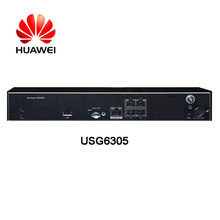USG6305 Next-Generation Firewall 1-U desktop device with fixed ports