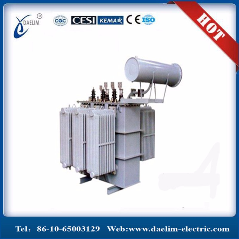 S11-M Series Best Quality Electrical Transformer Oil Price 500KVA Oil Type 11KV 22KV 33VKV