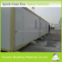 Polyurethene Panel Customized Easy Assembly Convenient Modular Containers House